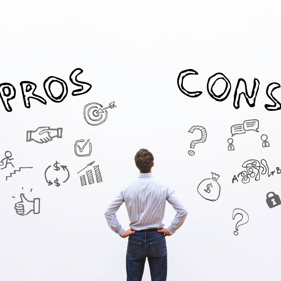 pros and cons of buying a business vs starting from scratch